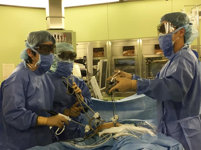 下部消化器外科(小腸・大腸)
